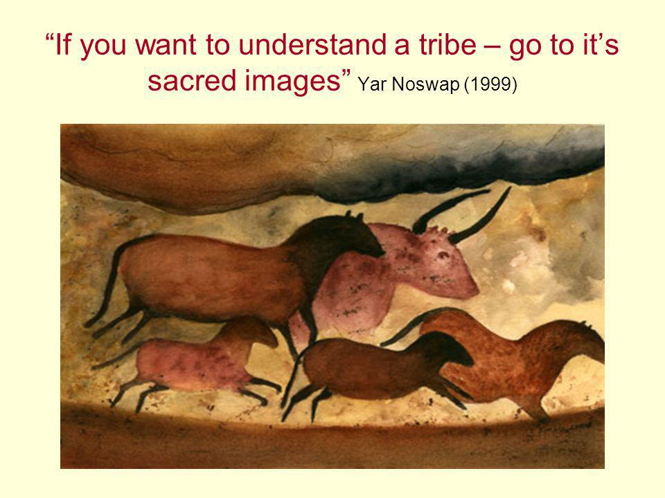 If you want to understand a tribe – go to it's sacred images Yar Noswap (1999)