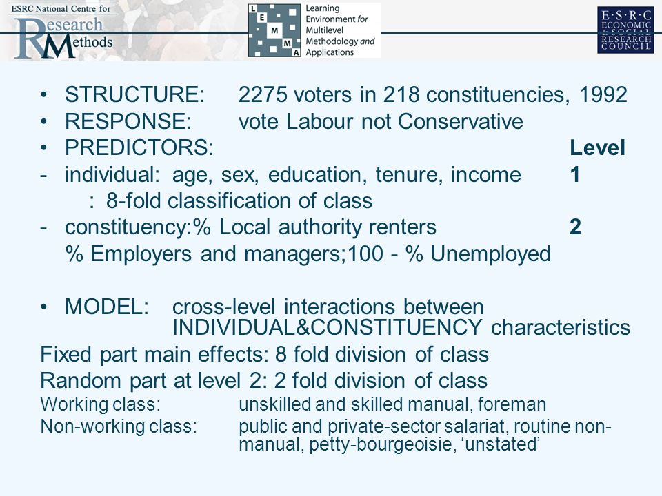 STRUCTURE: 2275 voters in 218 constituencies, 1992