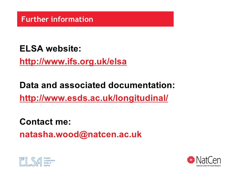 Data and associated documentation: http://www.esds.ac.uk/longitudinal/