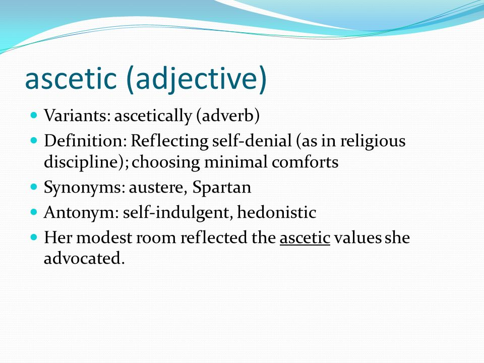 Simplistic adjective ppt download for Minimaliste synonyme