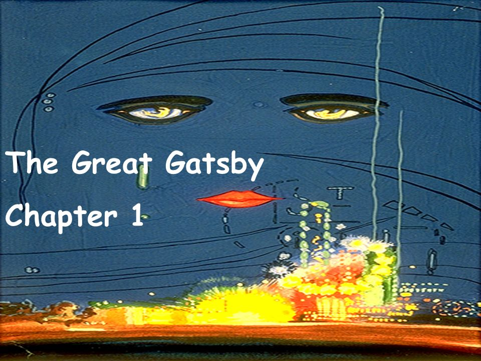 the great gatsby chapter summaries pdf
