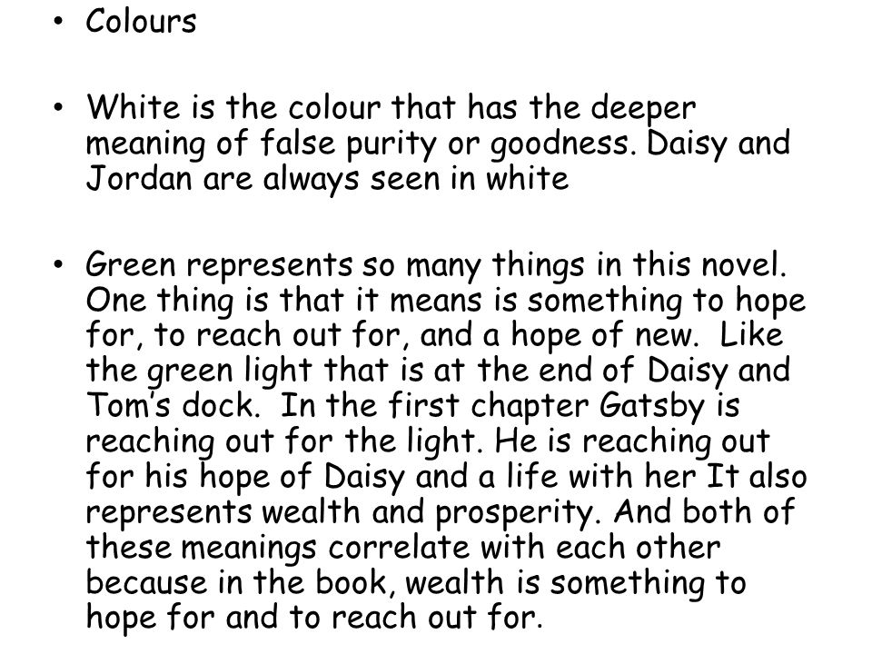 gatsby embodies west egg Great gatsby, the wealthy, social classes - the symbolism of west egg and east   they are the valley of the ashes, the reality that represents the corruption in.