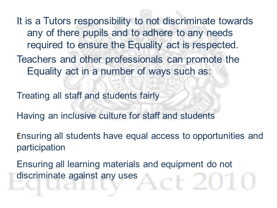Roles and Responsibilities of a tutor - ppt video online download