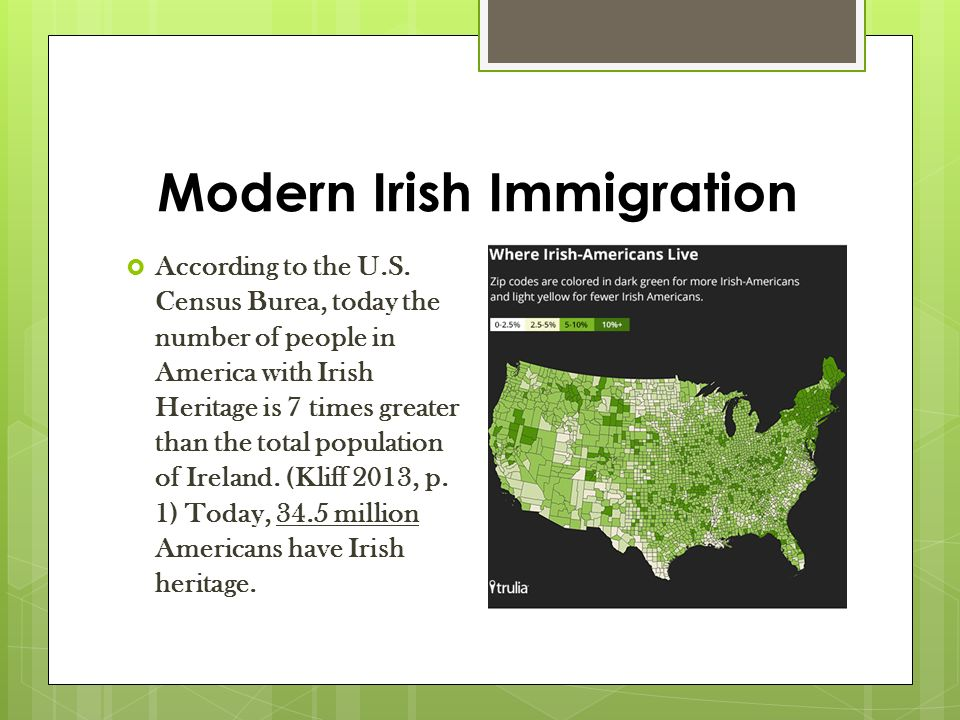 immigration to ireland The potato famine and irish immigration to america between 1845 and 1855 more than 15 million adults and children left ireland to seek refuge in america.