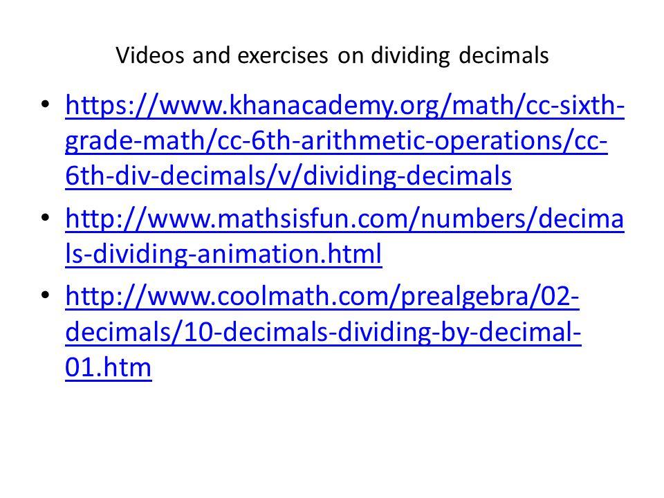 Delgado Adult Education Decimals Unit - ppt video online download