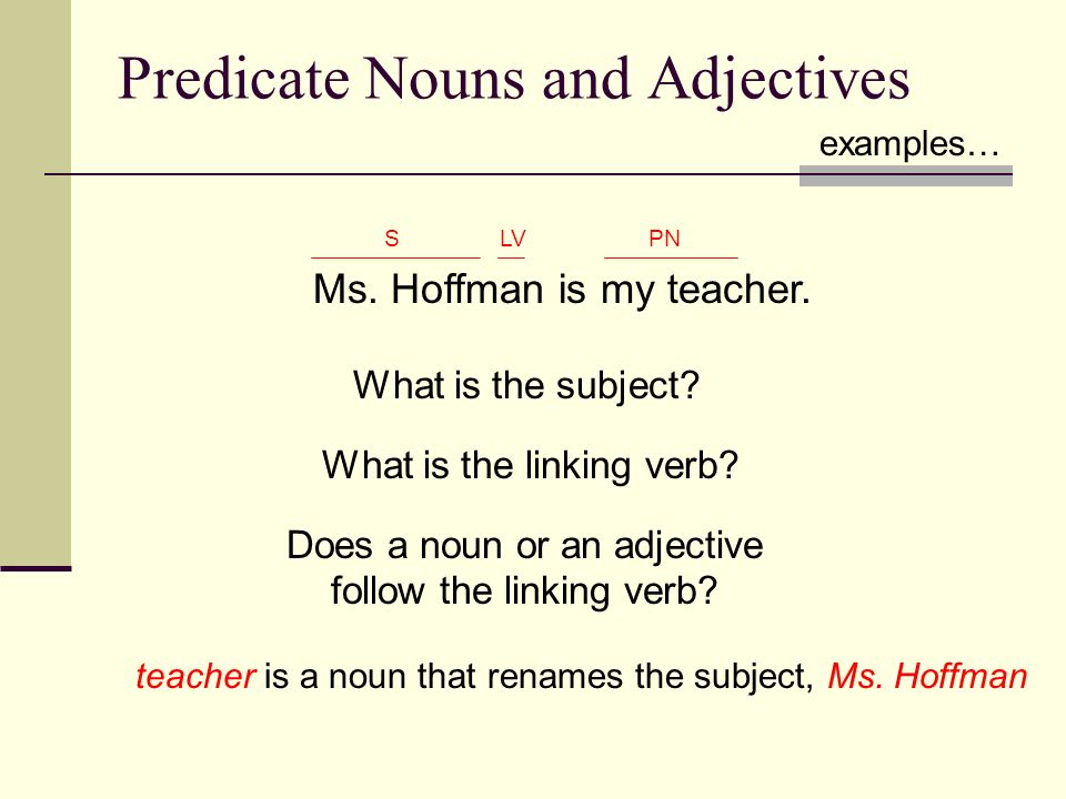 Objects and Complements ppt download – Subject Complement Worksheet