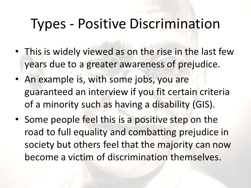 an analysis of the forms of prejudice in society Of racism, stereotype, prejudice, and discrimination, students would look at how these concepts are reinforced in the society they live in next, the effects of this discrimination would be looked at more closely, in terms of.