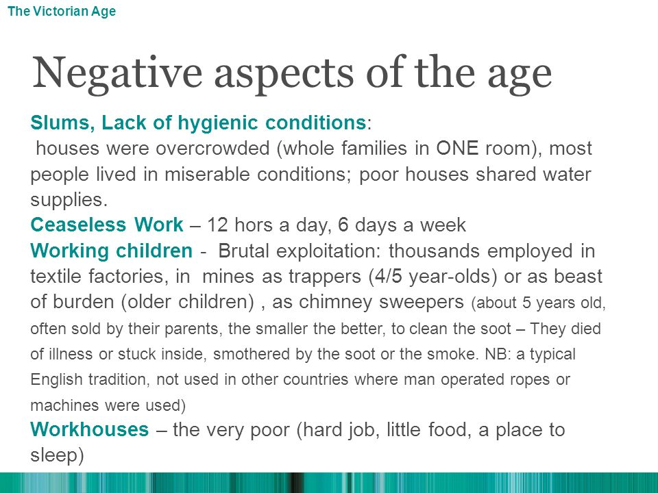 The Victorian Age The Victorian Age Ppt Download