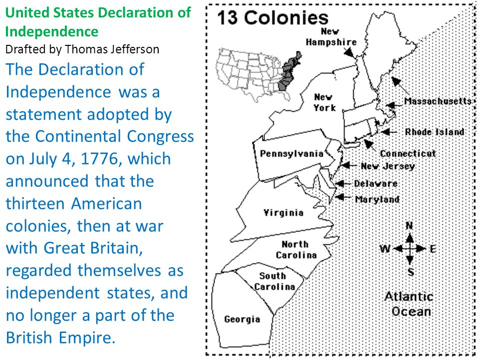 The Conflicts Between Great Britain and the North American Colonies