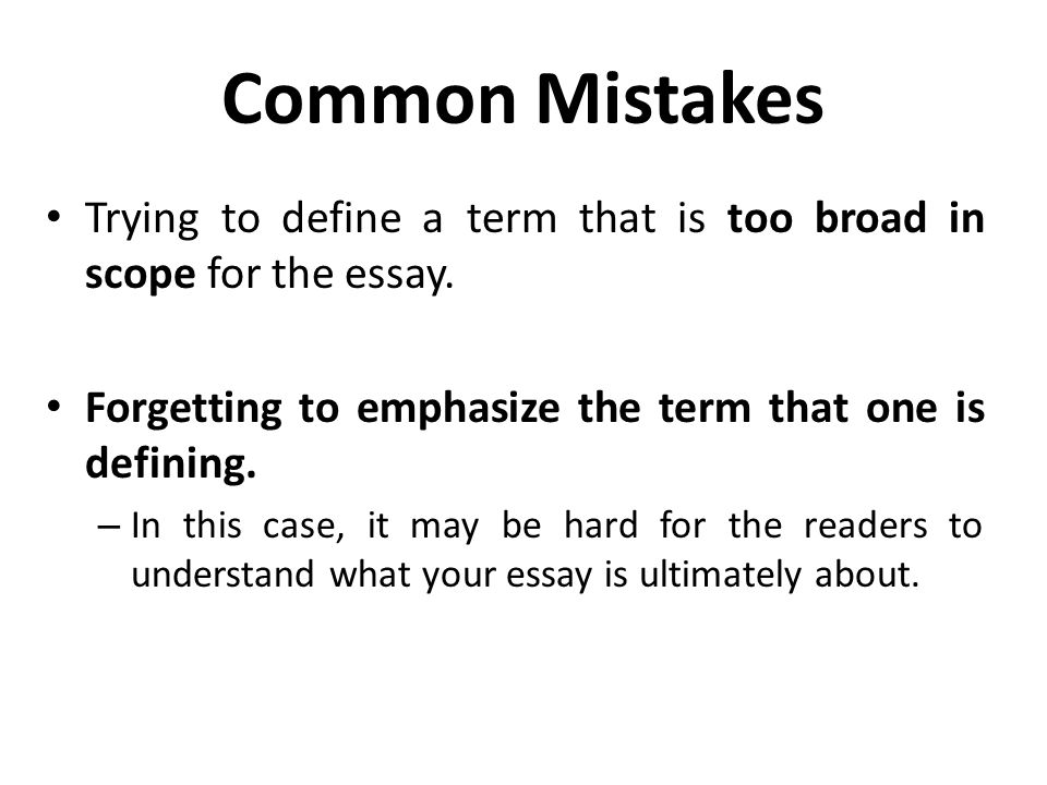 How do you emphasize a word in an essay?