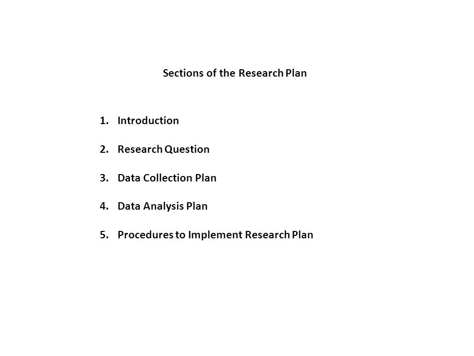 Developing Research Proposal  Ppt Download