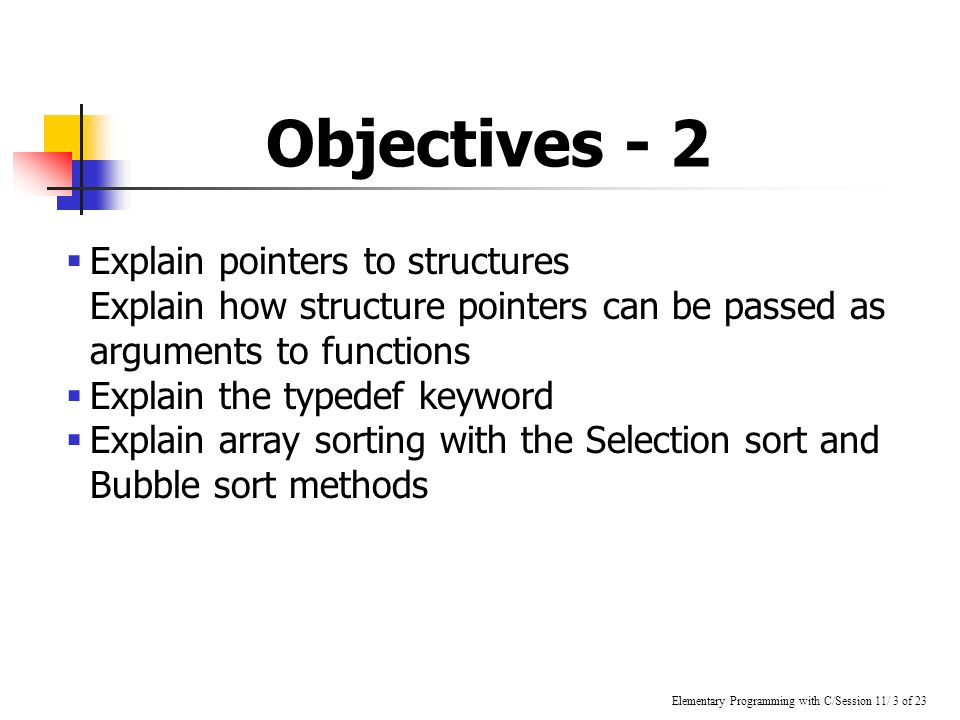 c structures how to pass pointers