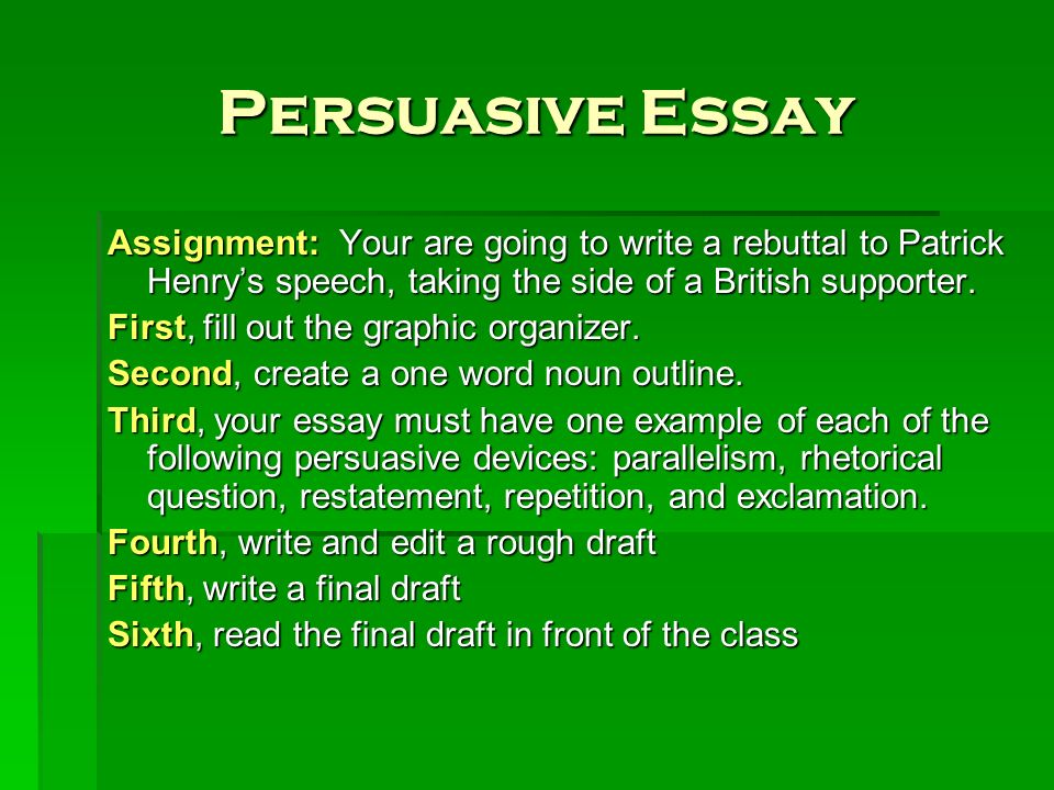 persuasive essay rhetorical question You may use rhetorical question - it is an effective way to start your writing and  give a  use a hook within a persuasive essay to give a chance to your reader to .