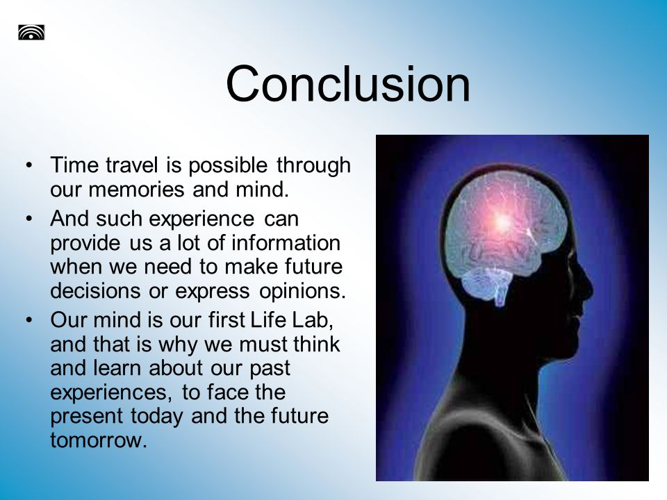 is time travel possible pdf