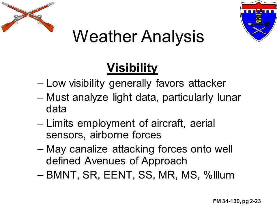 analysis of low visibility Low visibility below 1000 yards is usually accompanied with this low lying stratus clouds are the culprit of most of these cold weather events.