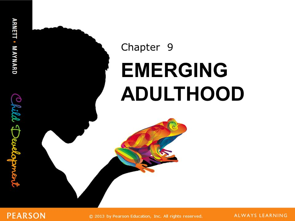 emerging adults How can the answer be improved.
