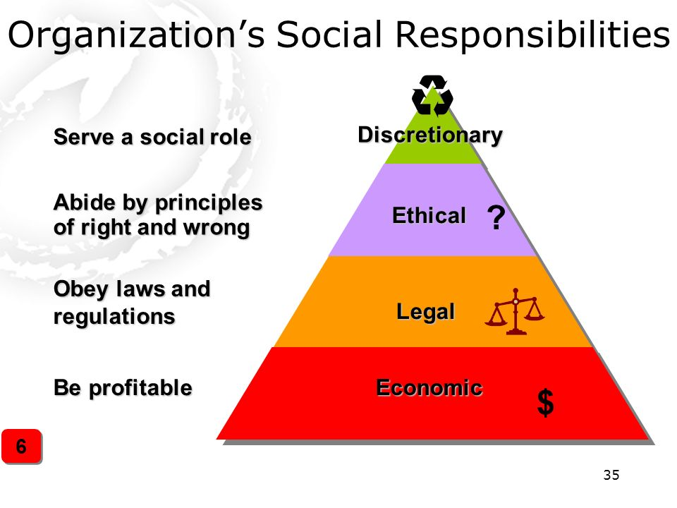 social responsibility of business organizations pdf