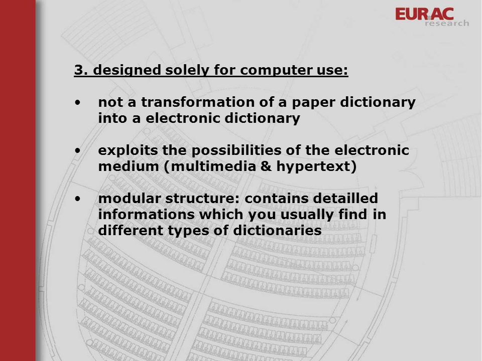 3. designed solely for computer use: