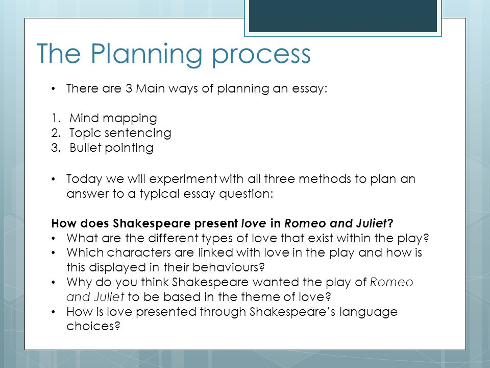 how is love presented by shakespeare A summary of themes in william shakespeare's romeo and juliet love in romeo and juliet is a brutal how does the play present love.