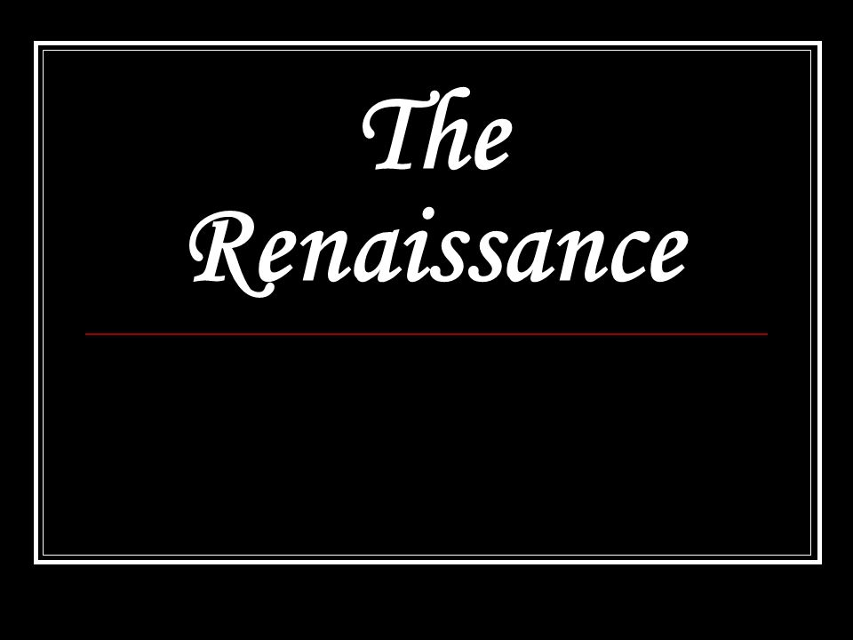 the rebirth of antiquity in the renaissance period In renaissance italy, the desire to know and to match the excellence of the  ancients often engendered passionate endeavor.
