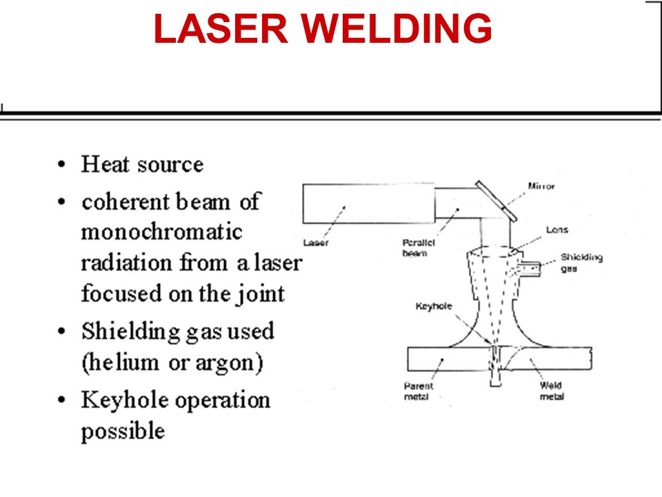 laser beam welding Laser beam welding services electron beam engineering provides laser welding services to a diverse group of industries our solid state, benchtop lasers are used for tacking and spot welding of small, precision components.
