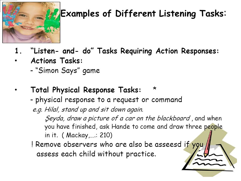 TOEIC listening: Question-Response