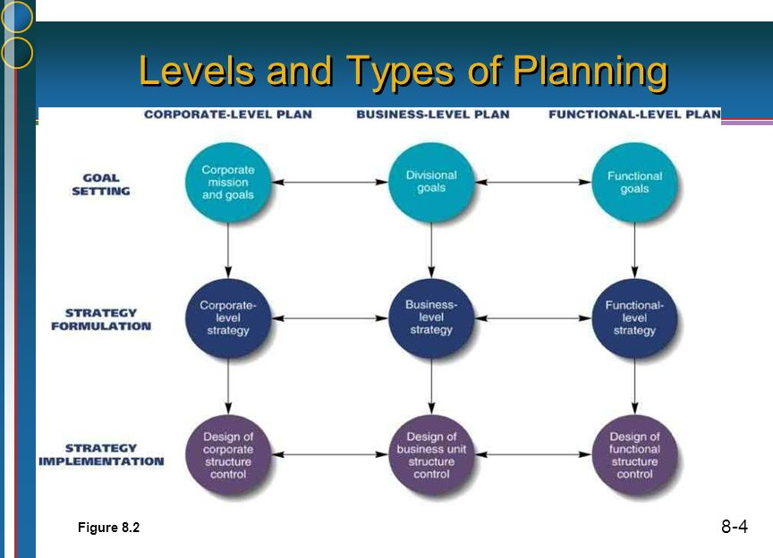 4 Types of Plan – Definition, Practice, Explained with Examples
