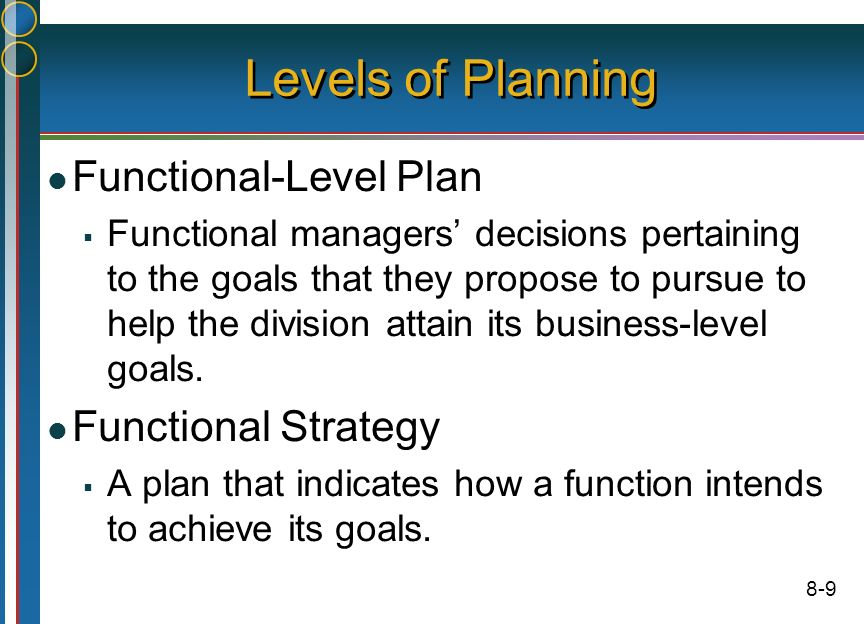 functional level strategy of ikea The generic business strategies of ikea  differentiation strategy means pursues business level strategy to make unique  the actions of ikea at functional level.