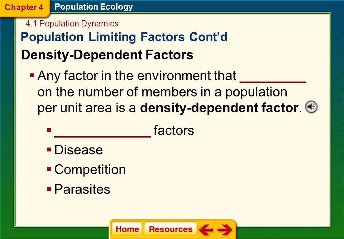 Population Dynamics (4.1) - ppt video online download