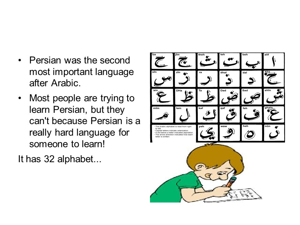 how to learn irani language