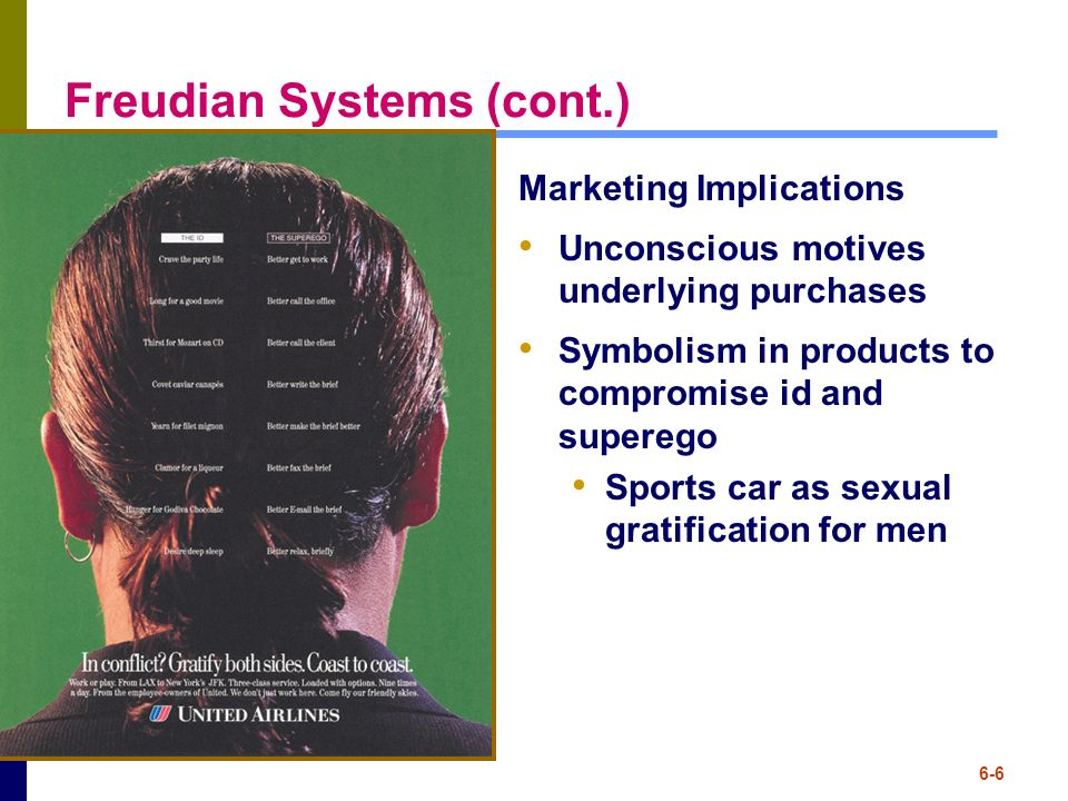 Freudian Systems (cont.)