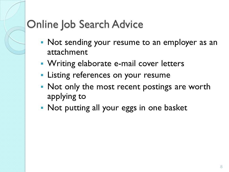 lib330  job hunting on the