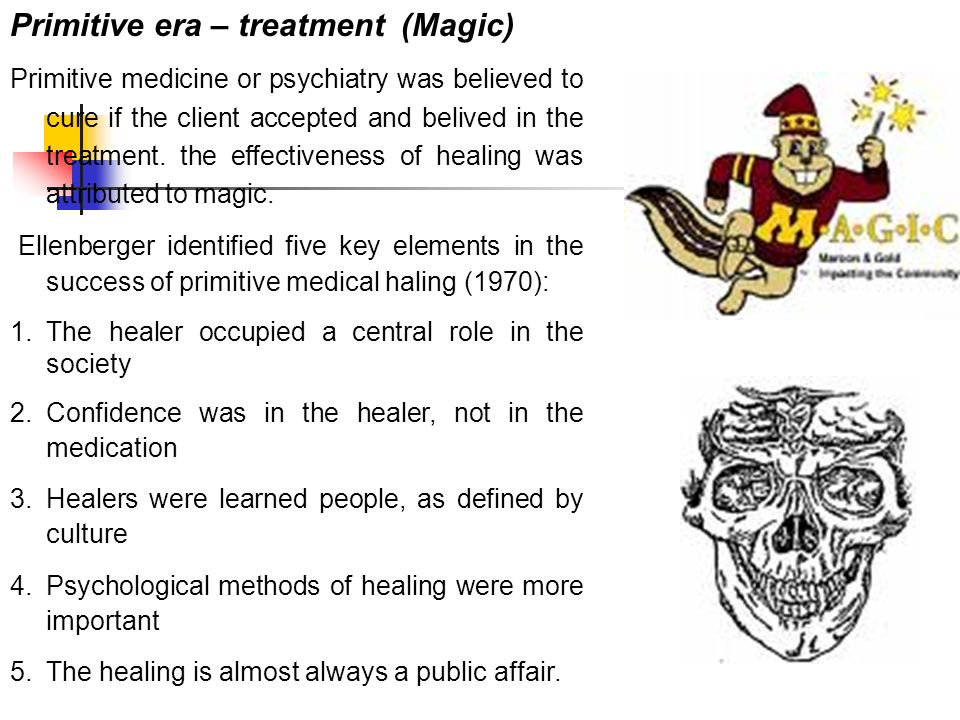 Wild medicine. How primitive people were treated in the Stone Age 45