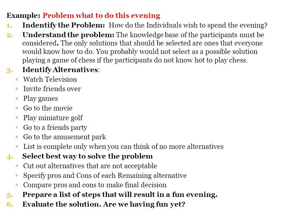 UNIT- I General Problem Solving Concepts - ppt video online download