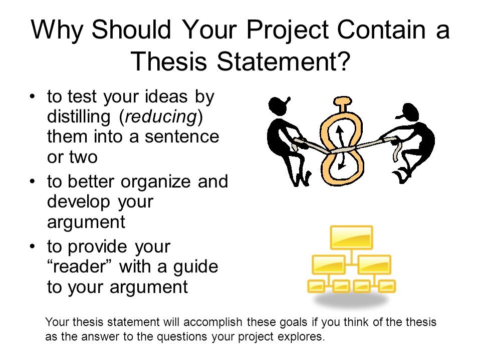 what should a good thesis statement contain A good thesis statement makes the difference between a thoughtful research project and what is a thesis a thesis statement should contain two.