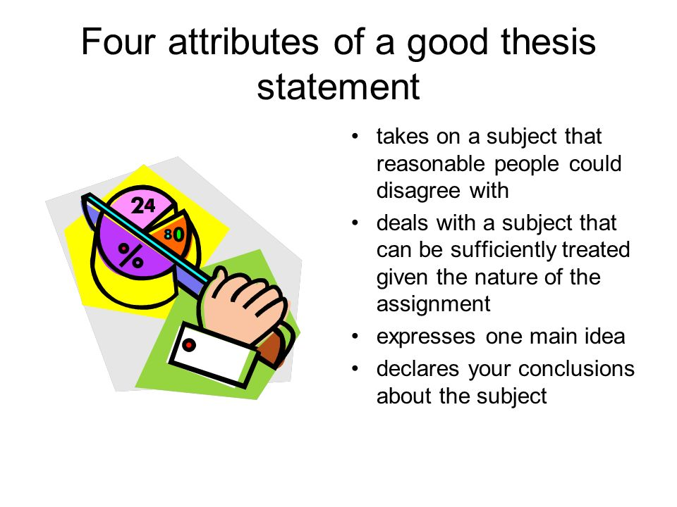 good thesis statement about the environment We can give you some good examples of thesis statements thesis statement on to nature and try to avoid pollution of the environment that causes.