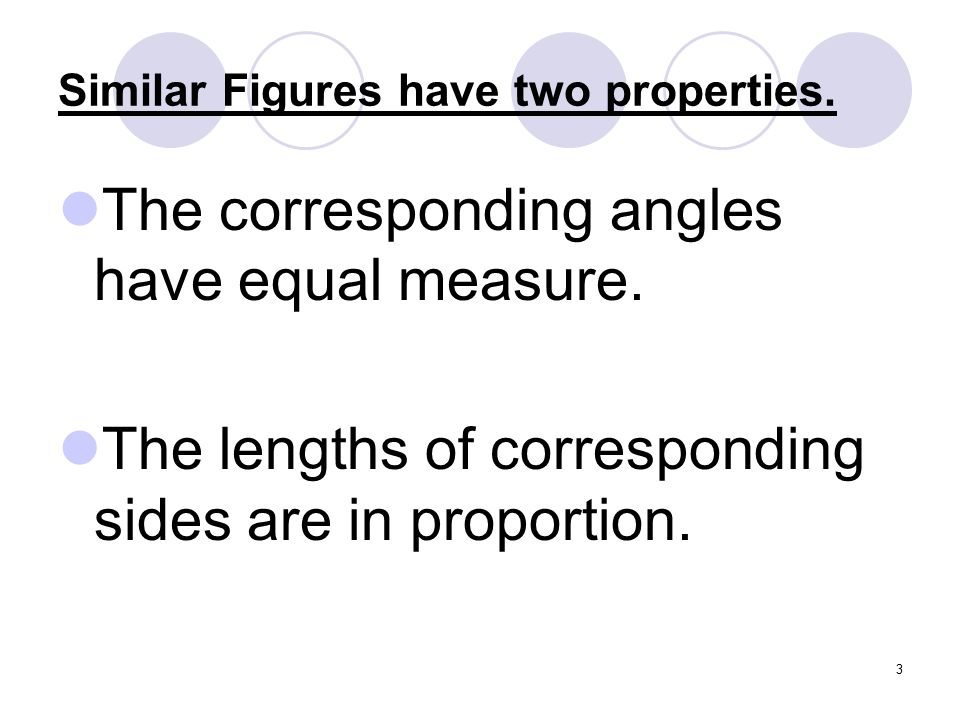 how to find equal angel without measuring