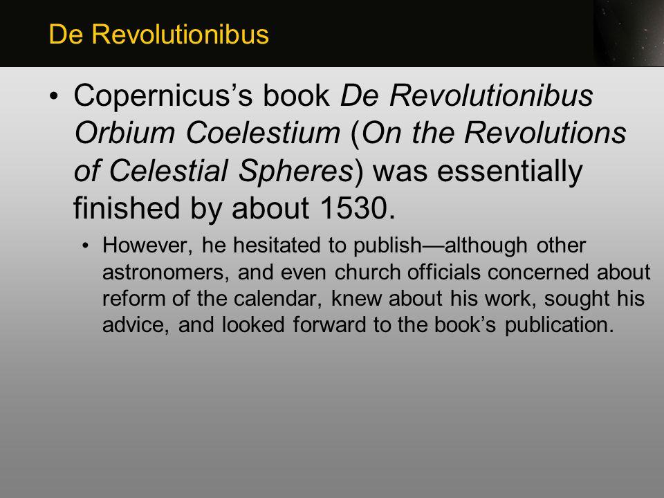 Calendar Reform Ideas : Chapter the origin of modern astronomy ppt download