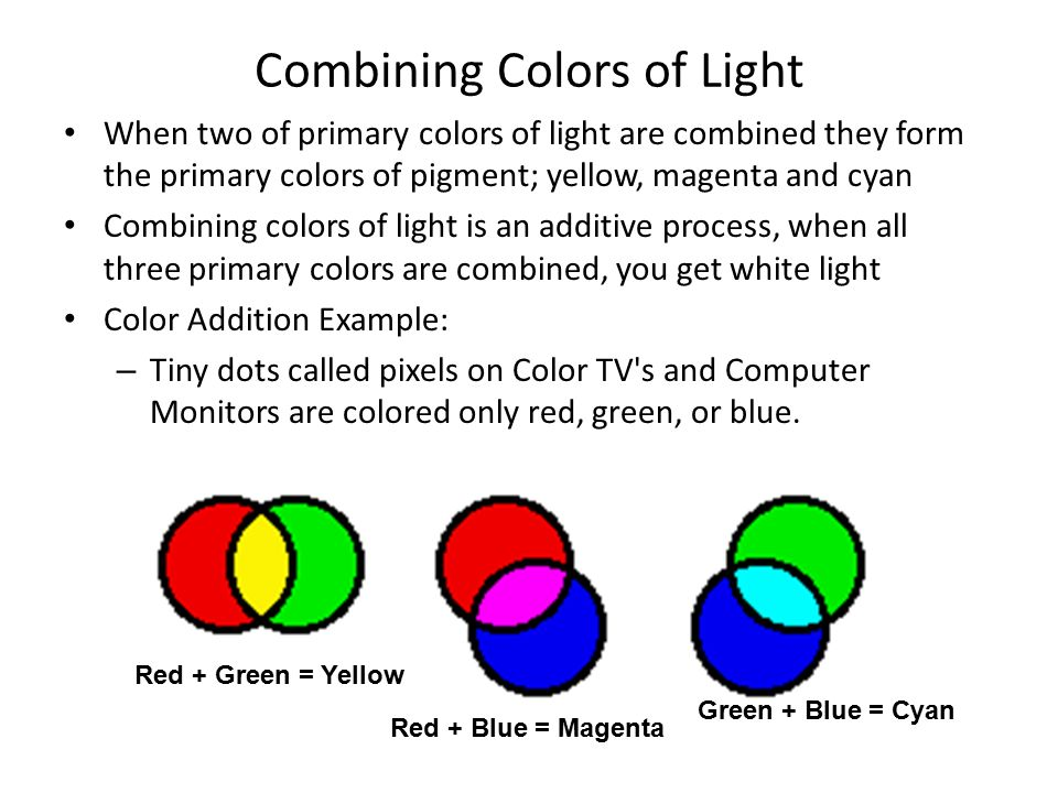Light and Color Chapter 27 and ppt download
