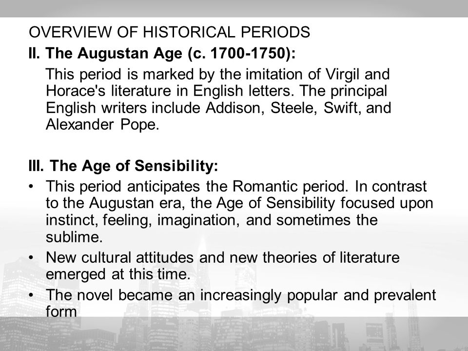 distinctive periods in history essay Introduction to an early historic period of indian society essay, indian history, early historic period, essay on early historic period.