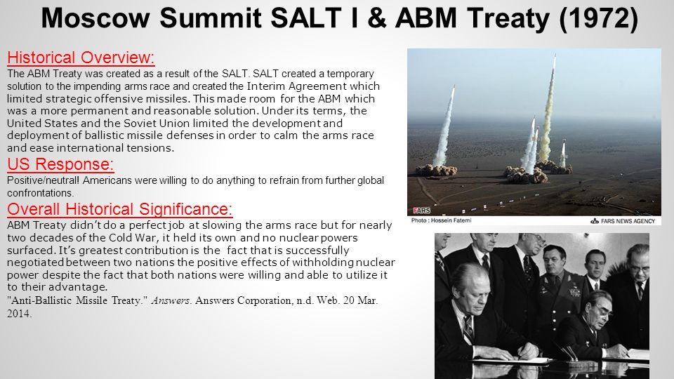 Focus 1953 to 1992 already went over truman ppt download moscow summit salt i abm treaty 1972 platinumwayz