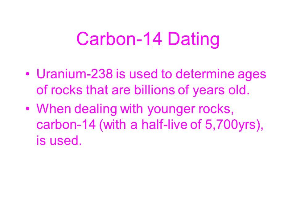 carbon dating year range People who ask about carbon-14 (14 c) dating usually want to know about the radiometric[1] dating methods that are claimed to give millions and billions of years—carbon dating can only give thousands of years people wonder how millions of years could be squeezed into the biblical account of.