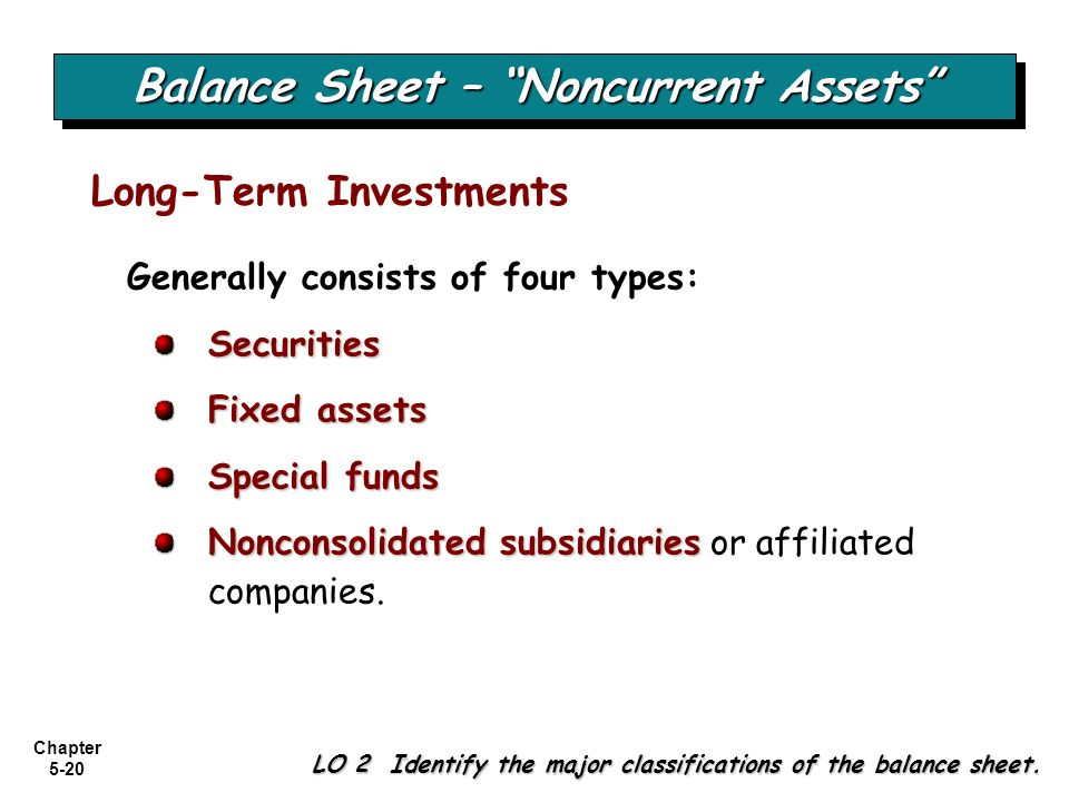 BALANCE SHEET AND STATEMENT OF CASH FLOWS - ppt video ...
