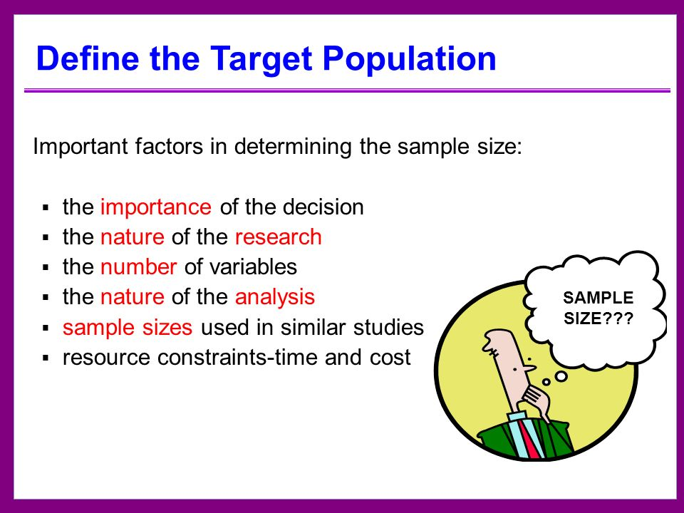 Definition of population study - NCI Dictionary of Cancer ...