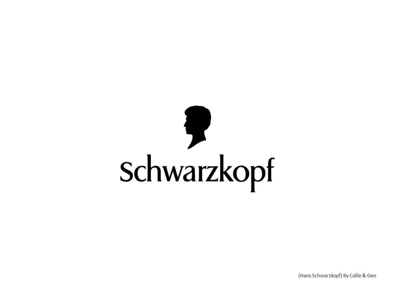 (Hans Schwarzkopf) By Callie & Gen
