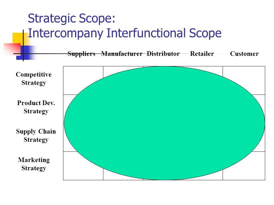 scope of marketing strategy pdf