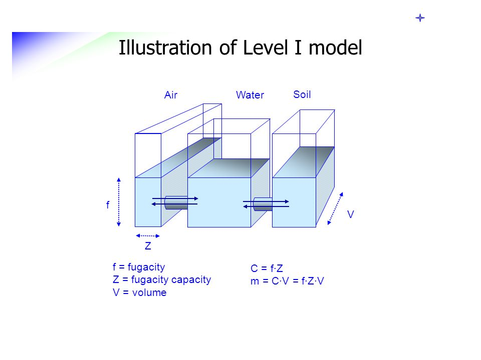 Illustration of Level I model