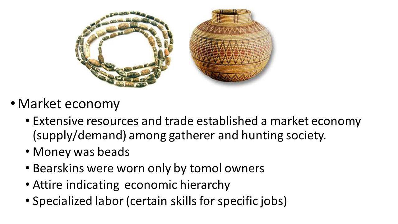 the economy of hunting and gathering societies essay Hunting and gathering societies are the earliest form of society economy & trade 5:25 types of societies in sociology related study materials.