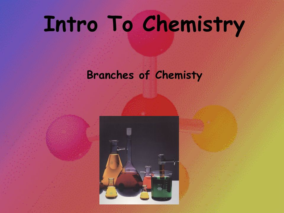an introduction to the history of chemistry
