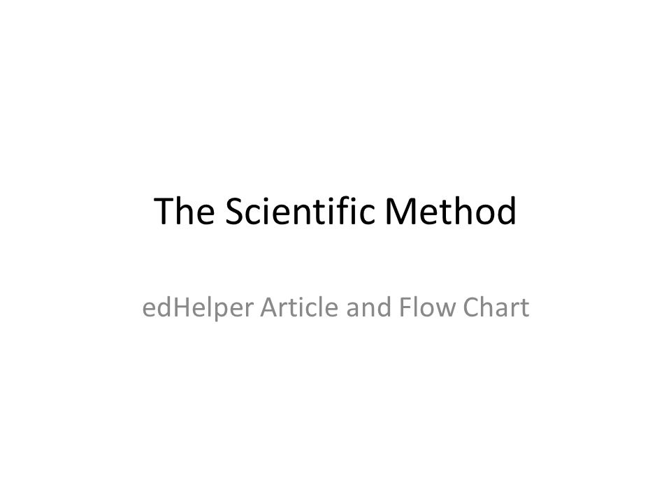 edHelper Article and Flow Chart - ppt video online download